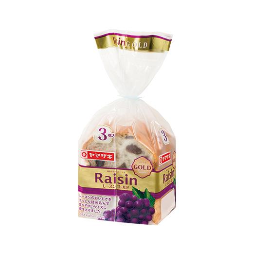 山崎製パン レーズンゴールド