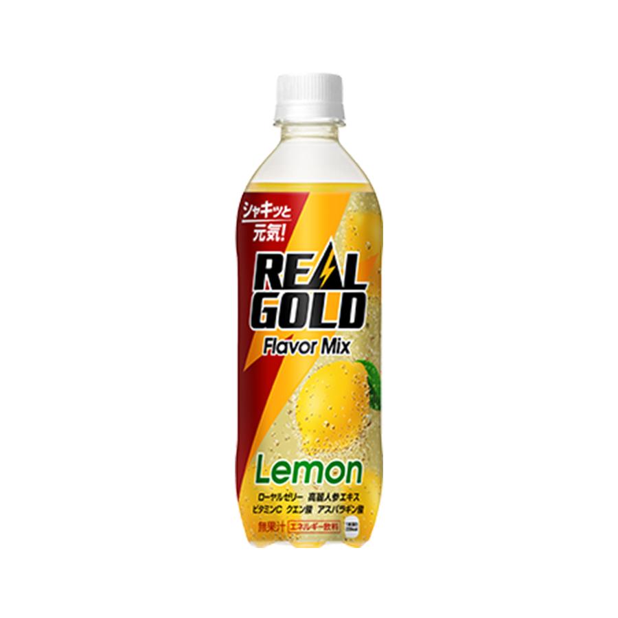 日本コカ・コーラ リアルゴールド フレーバーミックス レモン